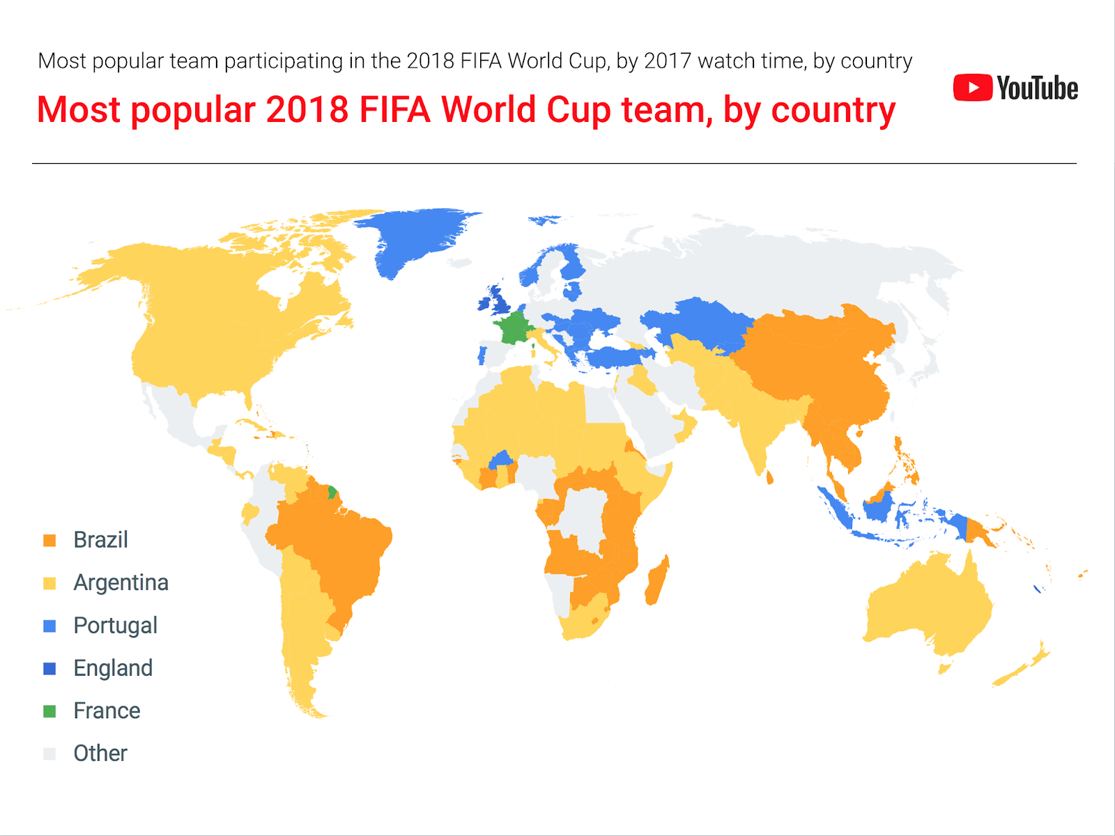 GOOOAL! Get ready for the 2018 FIFA World Cup™ on YouTube